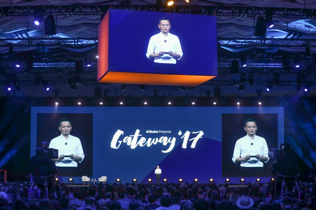 The China opportunities? Jack Ma shares the tips for small businesses at Gateway' 17