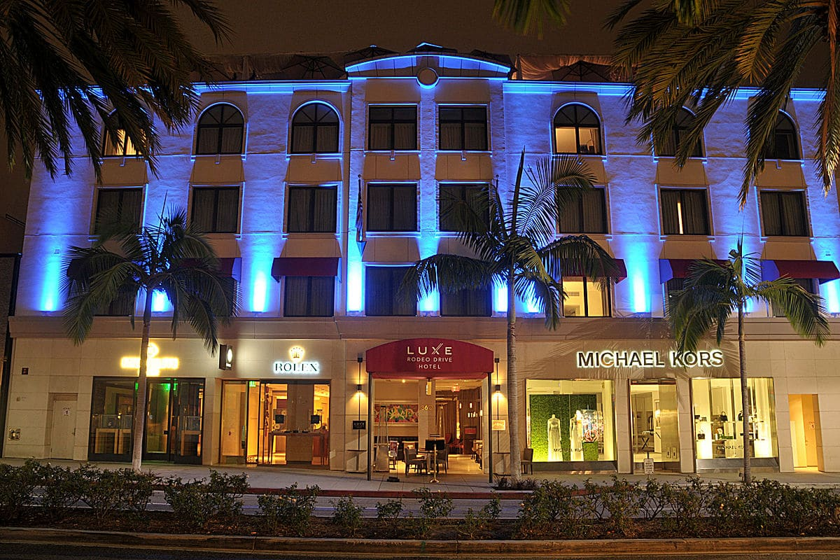 Luxe Hotels' Properties Become the First Properties in Los Angeles and Beverly Hills to Accept Alipay and WeChat Pay